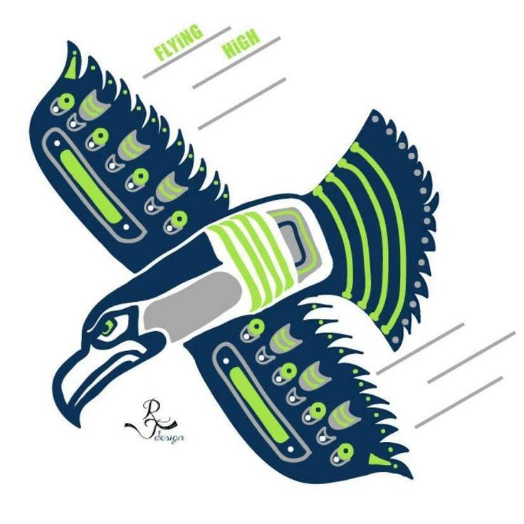 Seahawk Drawings