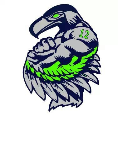 378x491 Best Seattle Seahawks Logo Ideas Seattle