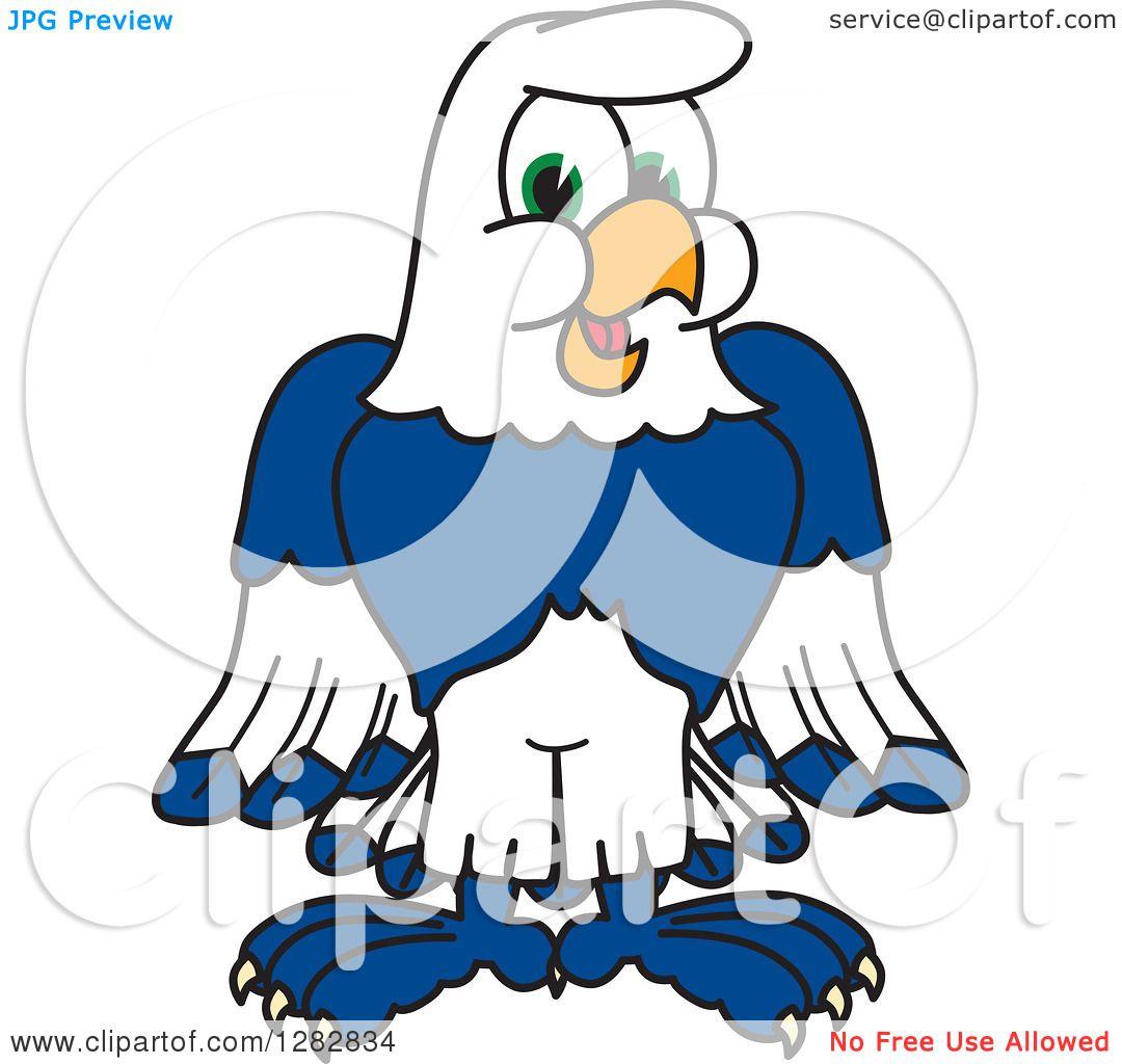 1080x1024 Clipart Of A Happy Seahawk School Mascot Character