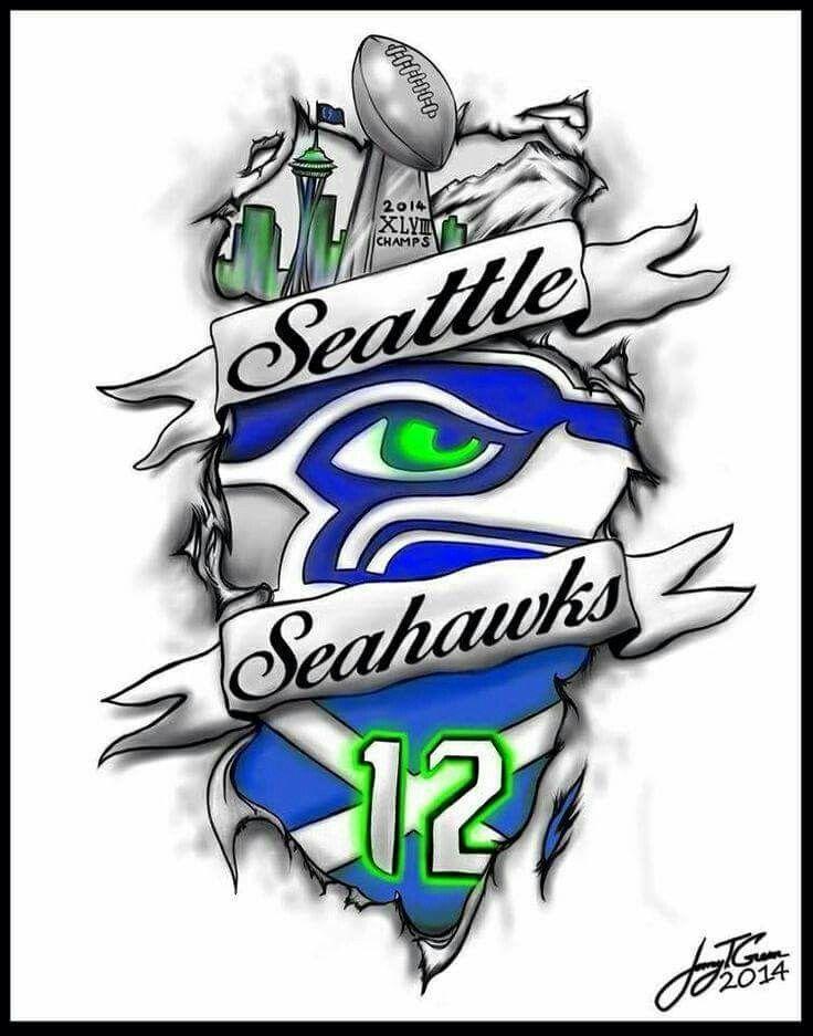 736x937 1047 Best Lt3 Seahawks Lt3 Images Ideas, Drawings