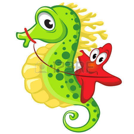 450x450 Starfish seahorse clipart, explore pictures
