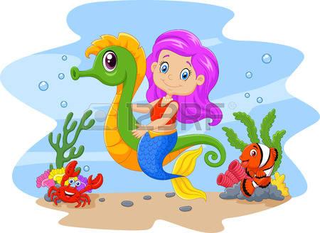 450x328 Crab Seahorse Clipart, Explore Pictures