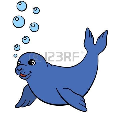 450x450 Top 86 Seal Clip Art