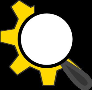 299x294 Search Config Icon 2 Clip Art