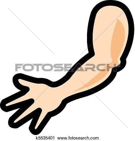 450x470 Arm Clip Art