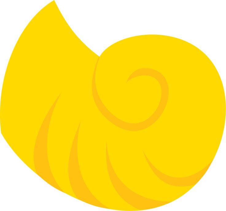 Seashell Clip