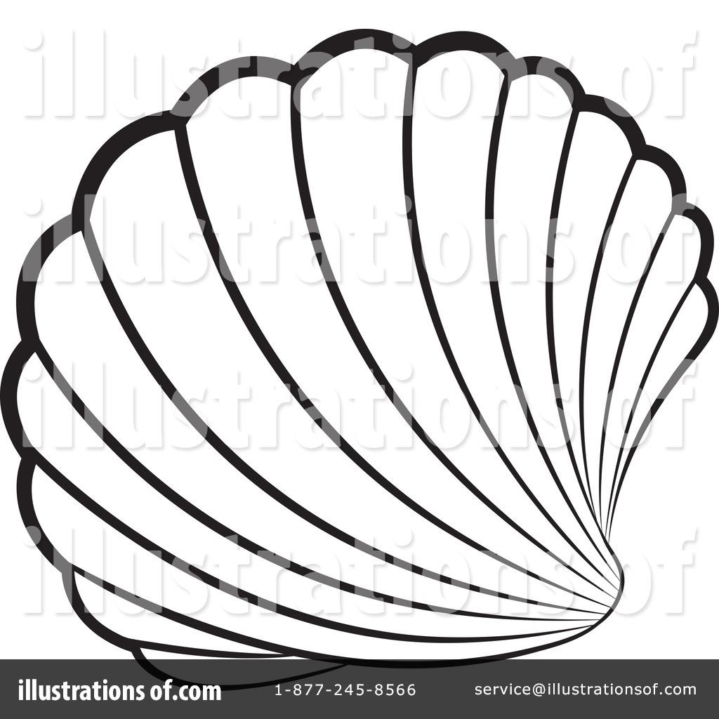 1024x1024 Clip Art Sea Shells Clip Art