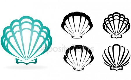 450x276 Seashell Stock Vectors, Royalty Free Seashell Illustrations