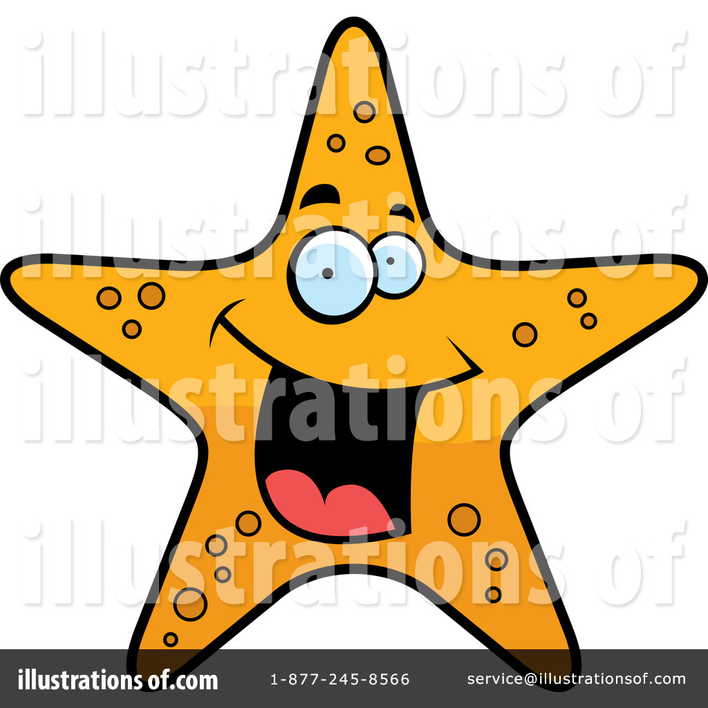 1024x1024 Starfish clipart face