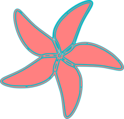 256x245 Summer starfish clipart, explore pictures