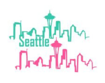 340x270 Seattle Skyline Svg Etsy