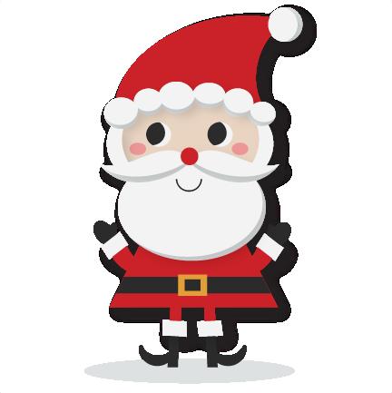 432x433 Free Santa Claus Clip Art Image A 4