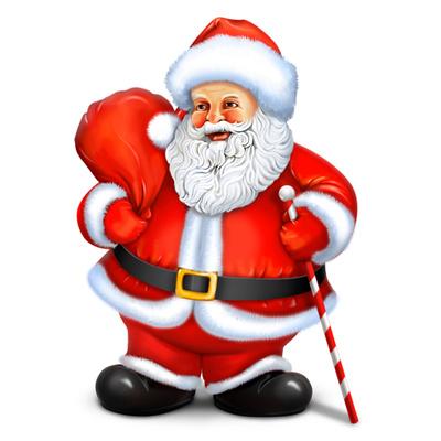 400x400 Santa Claus Clip Art Website Free Clipart Images 3