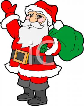280x350 Top 73 Santa Claus Clip Art