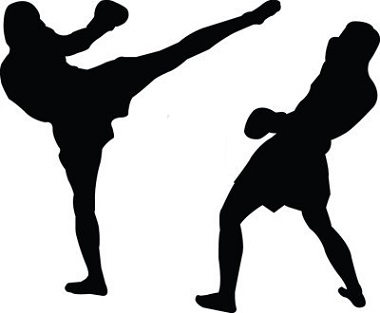 380x313 Kick Boxing For Self Defense Boxing!! Kick Boxing