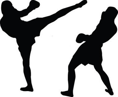 380x313 Kick Boxing For Self Defense Boxing!! Kick Boxing