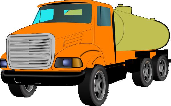 600x373 Truck Clipart Graphics Free Images Clipartix 2