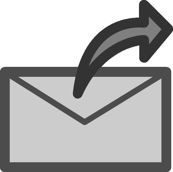 600x597 Send Mail Clip Art