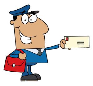300x276 Clipart Images Send A Letter