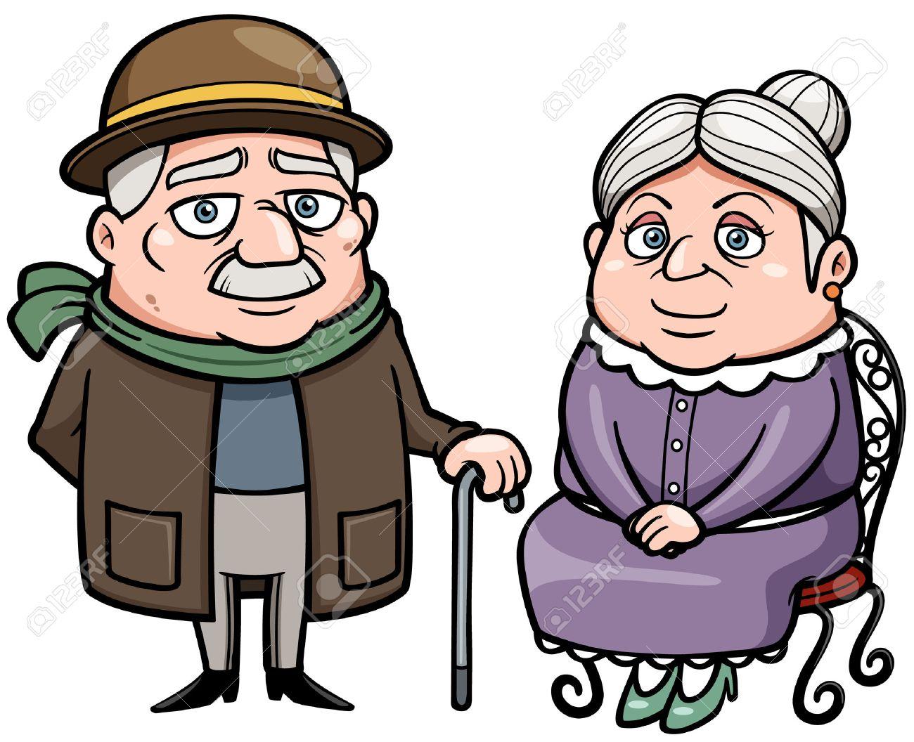 Seniors Clipart Free