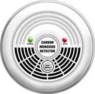 196x194 Carbon Monoxide Detector Clip Art Free Cliparts