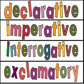 Sentence Clipart