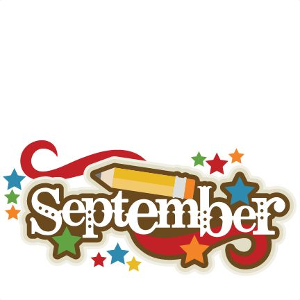 432x432 Free September Clip Art Many Interesting Cliparts