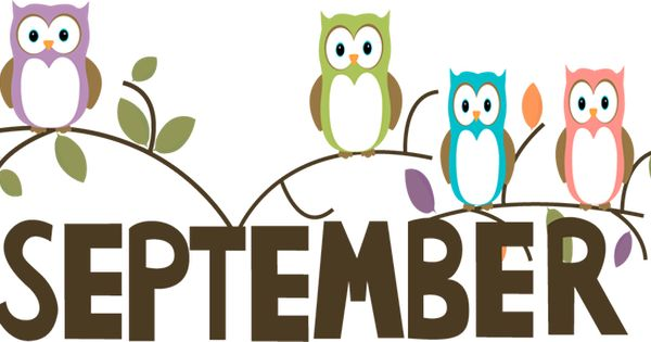 September Clipart | Free download on ClipArtMag