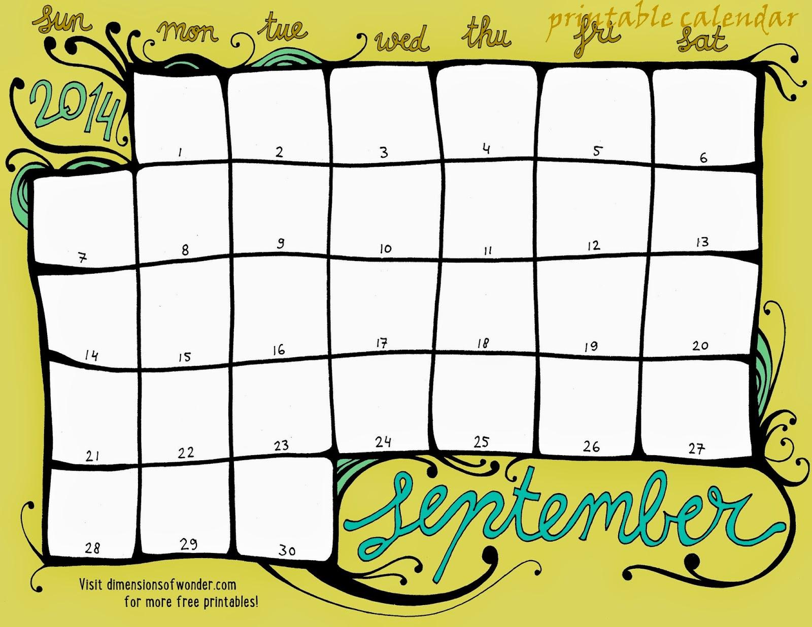 1600x1237 Free Printable Calendar 2018 Free Printable Calendar September