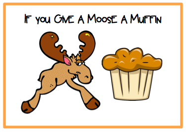 375x267 Muffin Clipart If You Give A Moose A Muffin