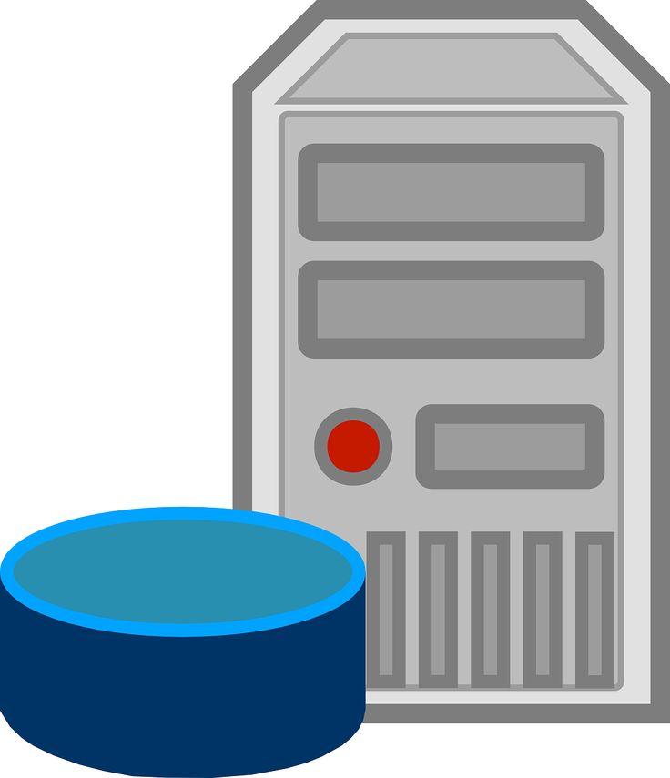 Server Computer Clipart
