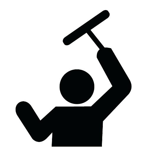 501x498 Cleaning Services Clipart Black Cleaning Lady Free Clip Art Images