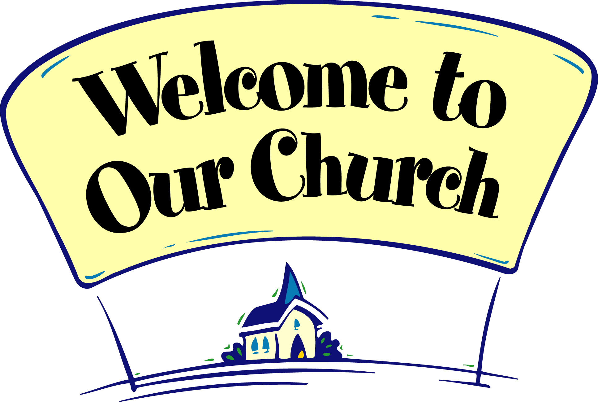 1933x1298 Welcome To Our Church Clipart