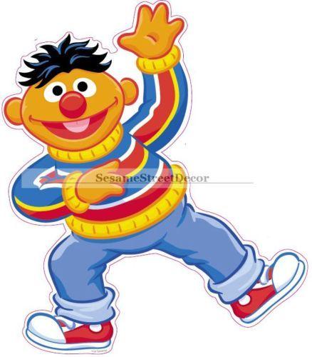 Sesame Street Clipart