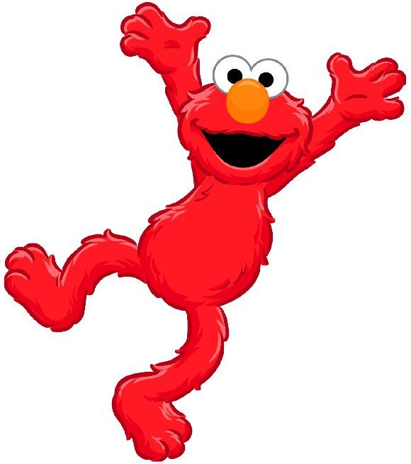 580x654 Elmo And Friends Images On Friends Cliparts