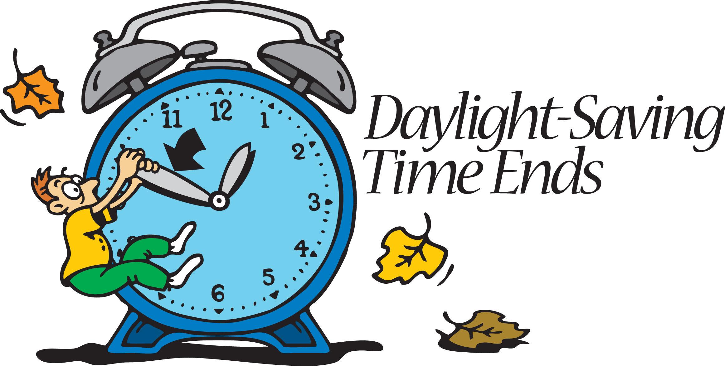 2324x1174 Set Clocks Back Clipart
