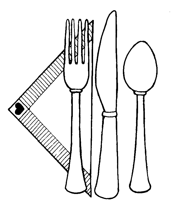 745x832 Table Setting Clipart