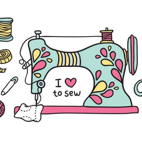 456x456 Beginners Sewing Machine Workshop 21218 6.30 9.30pm Sunny