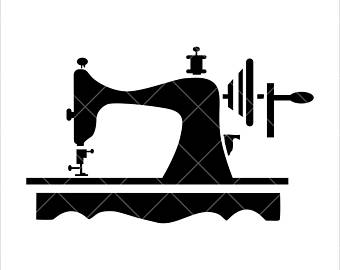 340x270 Sewing Machine Svg Etsy