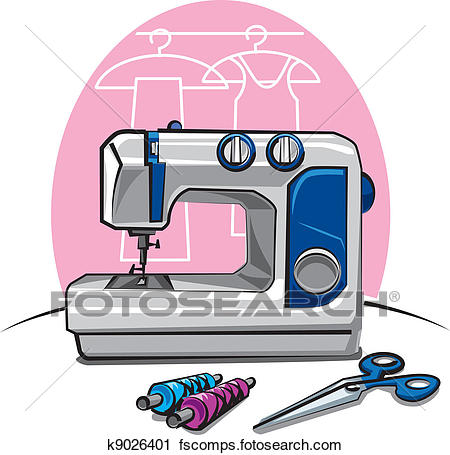 450x455 Sewing Needle Clipart And Illustration. 4,959 Sewing Needle Clip