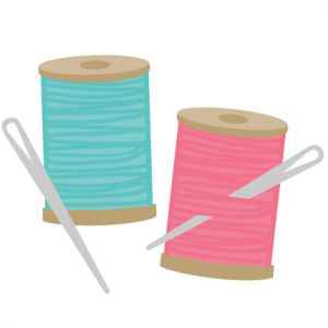 Sewing Needle Clipart