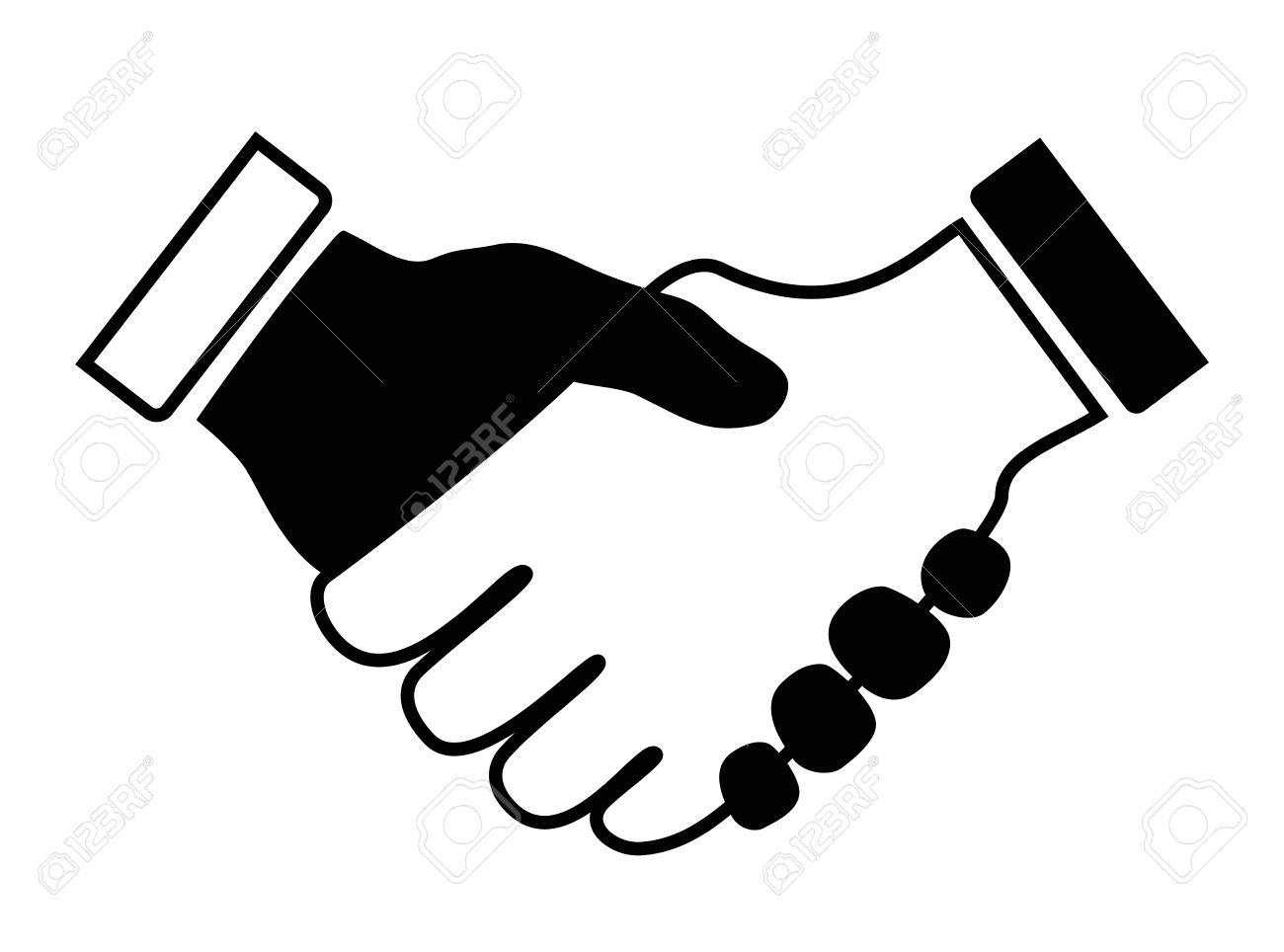 1300x964 Deal Handshake Clipart, Explore Pictures