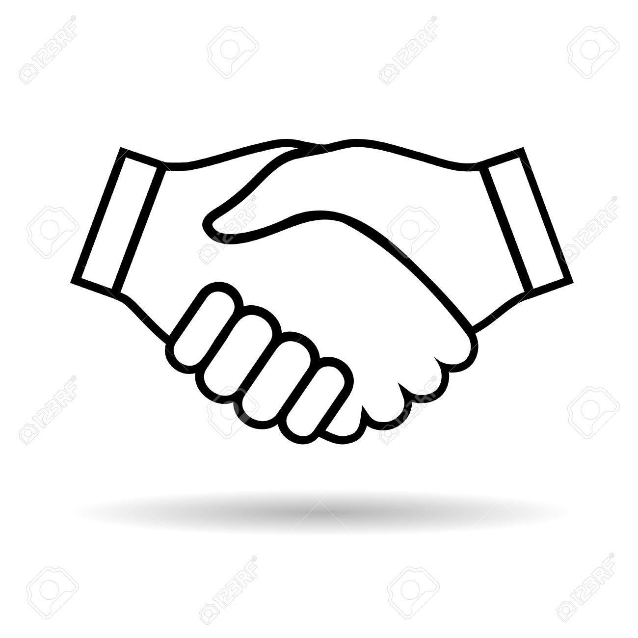 1300x1300 Fingers Handshake Clipart, Explore Pictures