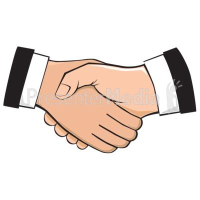 400x400 Moving Clipart Handshake