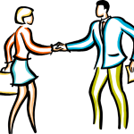 150x150 People Shaking Hands Clipart Business People Shaking Hands Clip