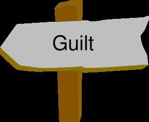 299x246 Guilt Clip Art