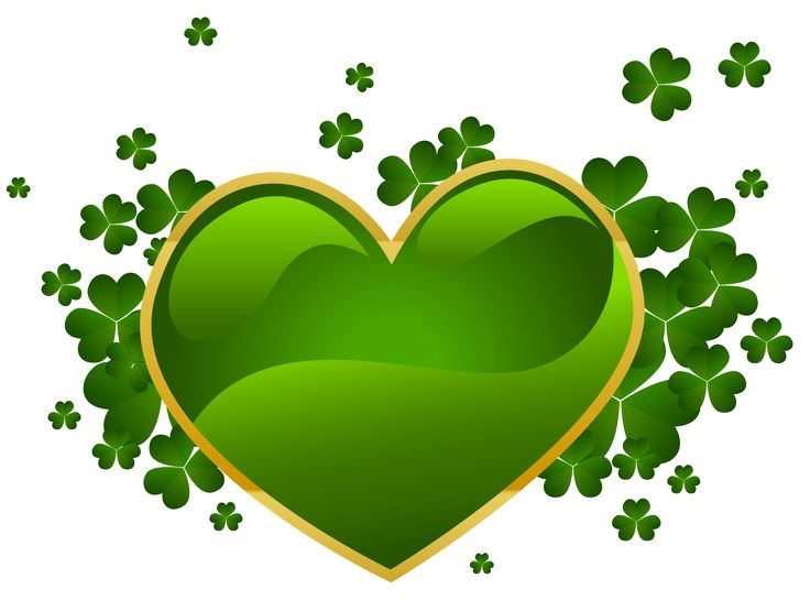 Shamrock Border Clipart   Free download on ClipArtMag