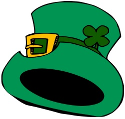 250x239 Best 25+ Shamrock clipart ideas Happy st patricks