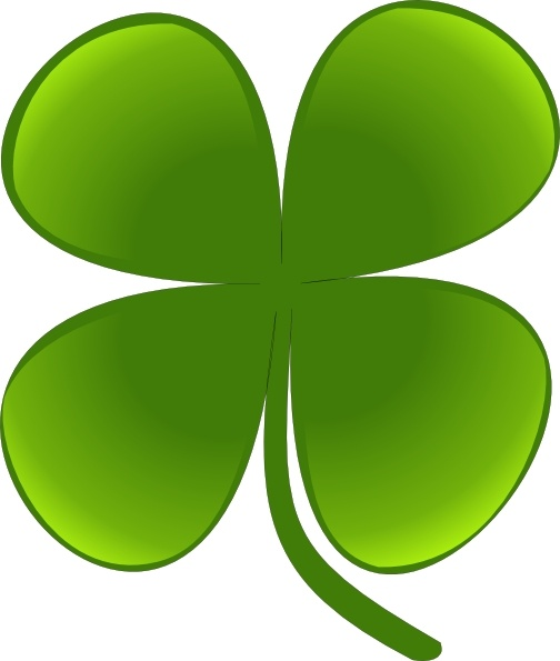 504x595 Shamrock Free Vector Download (50 Free Vector) For Commercial Use