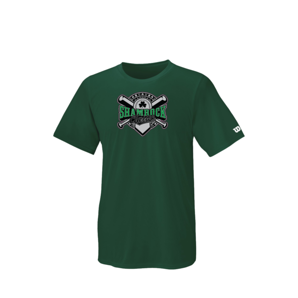 600x600 Wilson Shamrock Classic T Shirts